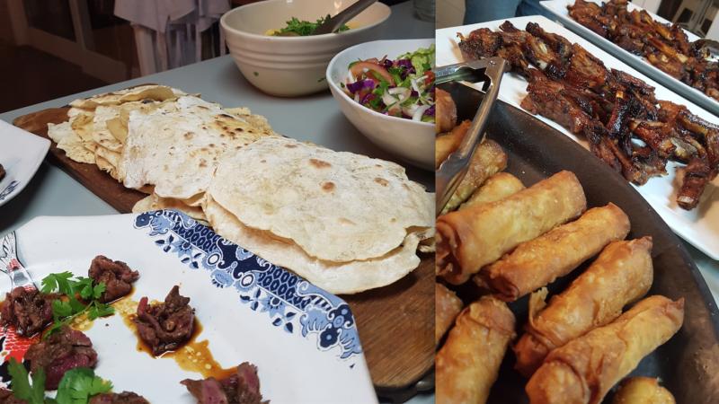 Karoo Tapas – Chef's diary & recipes